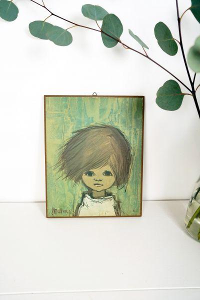 Kinderbild kurze Haare Jaklien Moerman