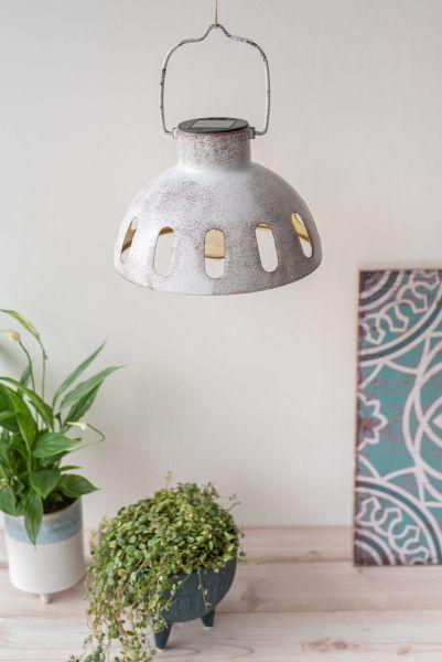 Solar Hängelampe für Innen und Außen als Deko für dein gemütliches Zuhause