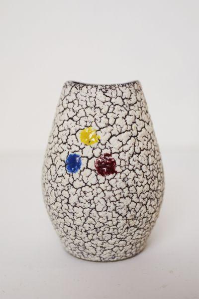 Vintage Fat Lava Vase Scheurich als Deko für dein gemütliches Zuhause