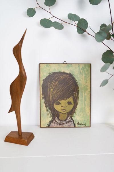 Kinderbild lange Haare Jaklien Moerman