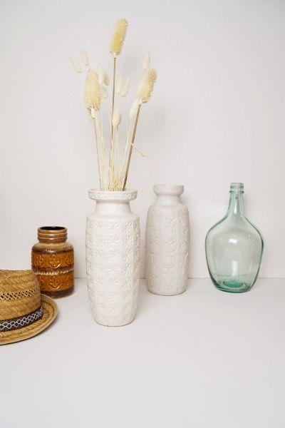 Weiße Vintage Vase von Scheurich 261-30 als Deko für dein gemütliches Zuhause