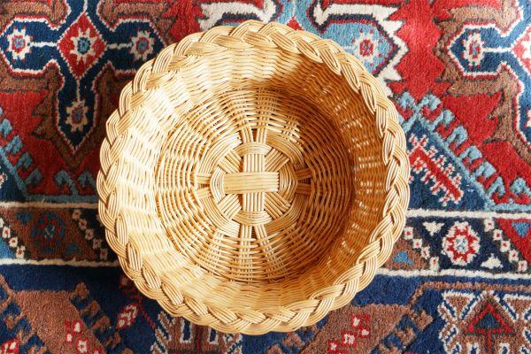 Vintage Wandkorb als Deko für dein gemütliches Zuhause im Vintage Boho Stil