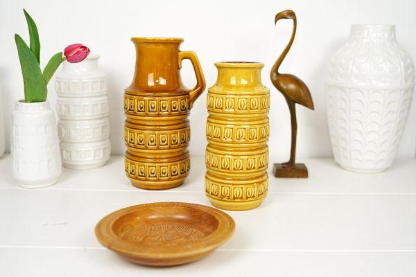 Holzteller als Dekoration für dein gemütliches Zuhause im Ethno und Boho Look