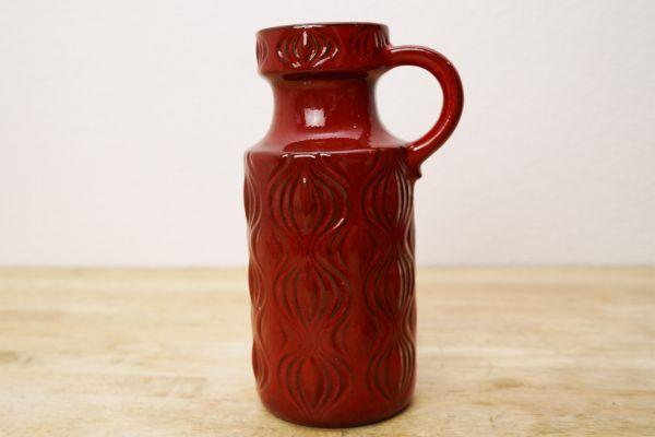 Vintage Vase von Scheurich Dekor Amsterdam als Deko für dein gemütliches Zuhause im Ethno Stil