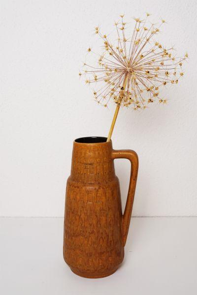 Vintage Vase der Firma Scheurich als Deko für dein gemütliches Zuhause
