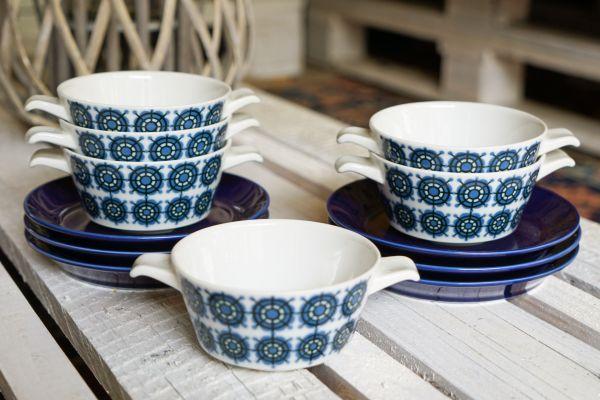 Vintage Schalen für deinen schön gedeckten Tisch