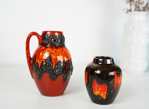 Fat Lava Ethno Vasen Set Vulkan