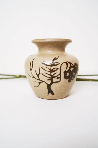 Vintage Vase als Dkeo für dein Zuhause im Vintage Stil