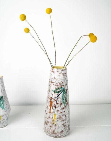 Vintage Vase aus den 60er Jahren